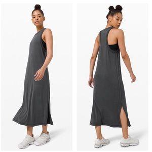 LULULEMON | Ease Of It All Tank Midi Dress 10